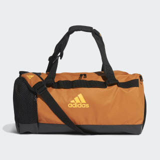 Convertible Training Duffel Bag Medium Tech Copper / Black / Flash Orange DZ8643