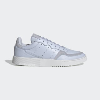 Supercourt Schuh Aero Blue / Aero Blue / Crystal White EE6029