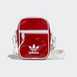 Tinted Festival Crossbody Bag Mazz Red CM3845