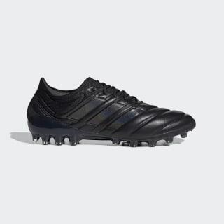 Copa 19.1 Artificial Grass Boots Core Black / Core Black / Core Black G26973