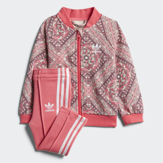 GRPHC SST Track Suit Multicolor/Real Pink CE4351