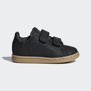 Stan Smith Shoes Core Black / Core Black / Carbon B37322