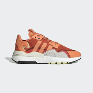 Zapatillas Nite Jogger Amber Tint / Orbit Grey / Hi-Res Red EF5404