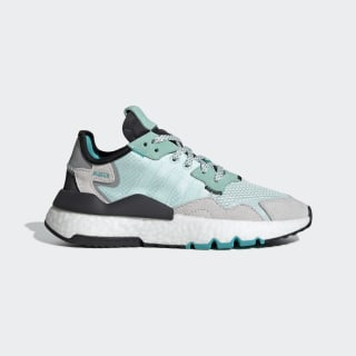 Nite Jogger Shoes Ice Mint / Ice Mint / Hi-Res Aqua EE6442