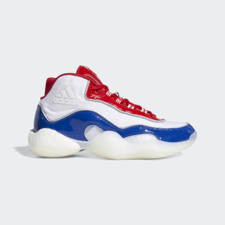 Crazy BYW Icon 98 Shoes Scarlet / Cloud White / Collegiate Royal EE6879