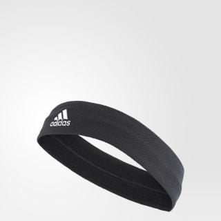 Banda Tennis BLACK/BLACK/WHITE S97910
