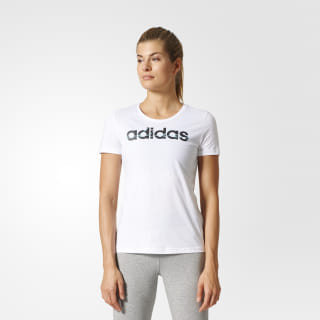 Playera Special Linear White BP8374