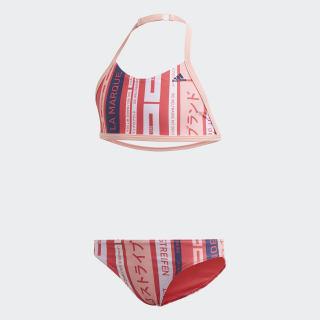 Graphic Bikini Glory Pink / Tech Indigo FL8663