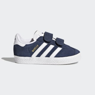 Scarpe Gazelle Collegiate Navy / Cloud White / Cloud White CQ3138