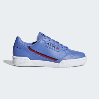 Tenis CONTINENTAL 80 J Real Lilac / Scarlet / Core Black F97502