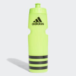 Garrafa 3-Stripes Performance 750 ml SOLAR GREEN/SOLAR GREEN/BLACK CY6239