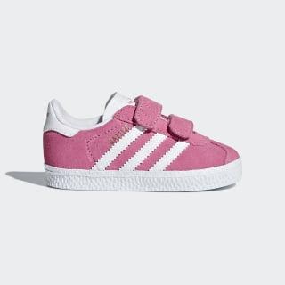 Gazelle CF Shoes Semi Solar Pink / Cloud White / Semi Solar Pink B41553