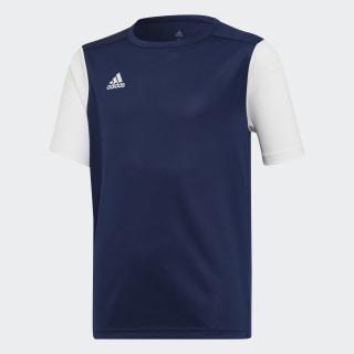 Camisa Estro 19 Infantil dark blue DP3219