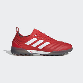 Copa 20.1 Turf Boots Active Red / Cloud White / Core Black G28634