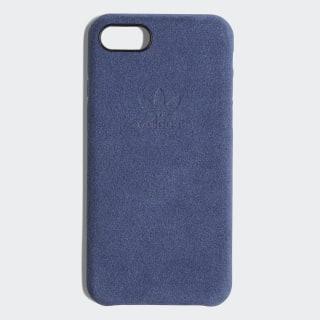 Funda iPhone 8 Slim Ultrasuede Real Lilac CK6195