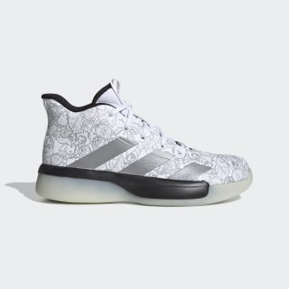 Pro Next 2019 Star Wars Shoes Cloud White / Silver Met. / Active Red EH2462