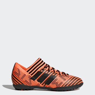 Calzado de Fútbol Nemeziz Tango 17.3 Césped Artificial Solar Orange / Core Black / Solar Orange BY2829