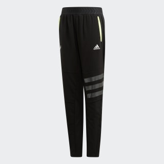 Pantalón Messi Striker Black / Solar Yellow ED5726