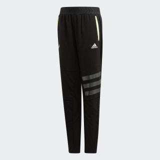 Pantaloni Messi Striker Black / Solar Yellow ED5726