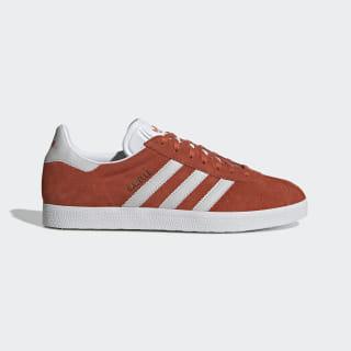 Gazelle Shoes Raw Amber / Grey One / Ftwr White BD7498