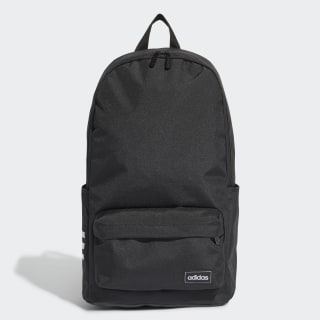 Classic 3-Stripes Backpack Black / White / White ED0277