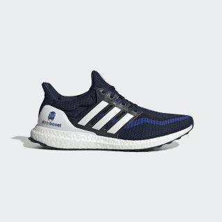 Ultraboost 2.0 Shoes Collegiate Navy / Cloud White / Bold Blue FW5230