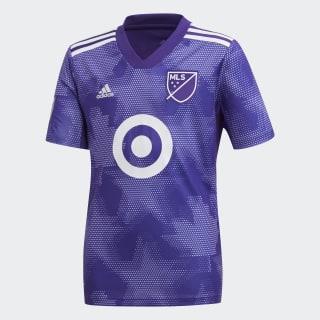 Camisola MLS All-Star Regal Purple / Light Purple ED9153