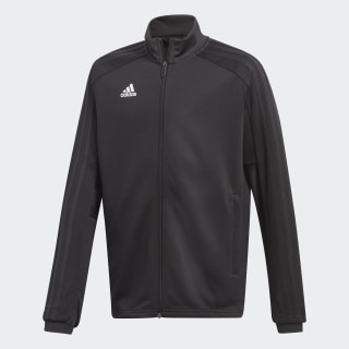 Condivo 18 Training Track Top Black / White ED5914