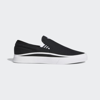 Zapatillas Sabalo Slip-On Core Black / Cloud White / Core Black EE6130