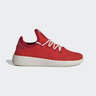 Scarpe Pharrell Williams Tennis Hu TBIITD Red / Red / Power Red FV0054