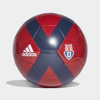 Pelota Club Universidad de Chile collegiate navy/power red DZ7705