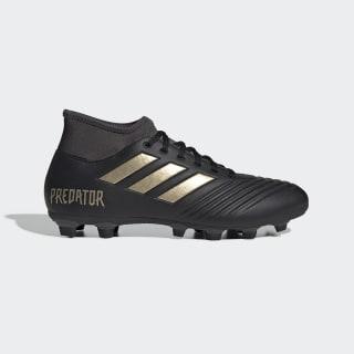 Calzado de Fútbol Predator 19.4 S Multiterreno Core Black / Gold Metallic / Utility Black EF0384