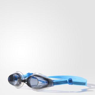 Antiparras de natación Aquastorm BLACK/SMOKE LENSES/SHOCK BLUE AJ8400