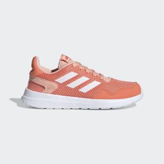 Zapatillas Archivo semi coral/ftwr white/glow pink EF0534