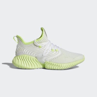 Alphabounce Instinct Clima Shoes Cloud White / Hi-Res Yellow / Hi-Res Yellow D97314