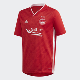 Aberdeen FC Home Jersey Power Red FJ4557