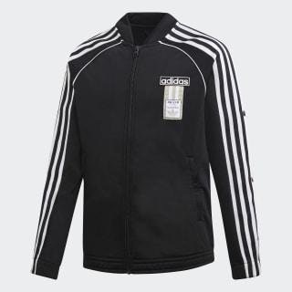 Олимпийка Adibreak black / white DV2892