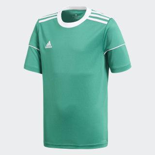 Camiseta Squadra 17 Bold Green / White BJ9200