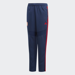 Парадные брюки Арсенала Collegiate Navy / Scarlet EH5727