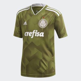 Camisa Palmeiras 3 Kids CRAFT GREEN/OLIVE CARGO CF9725