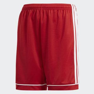 Short Squadra 17 Power Red / White BK4773