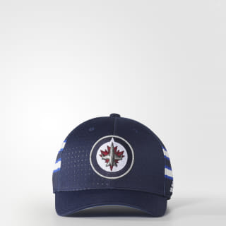 Jets Structured Flex Draft Hat Multicolor BZ8741
