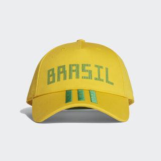 Boné Brasil BOLD GOLD/GREEN CF5199