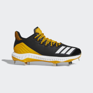 Icon Bounce Cleats Core Black / Cloud White / Collegiate Gold CG5249