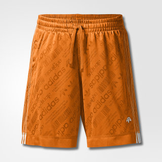 AW Soccer Shorts Super Orange BR0239