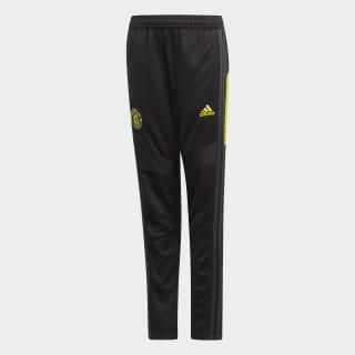 Pantalón de Entrenamiento Manchester United Black / Solid Grey DX9055