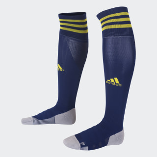 AdiSocks Knee Socks Dark Blue / Bright Yellow FQ6810