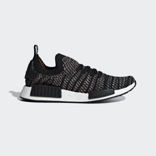 Sapatos Primeknit NMD_R1 STLT Black / Grey Two / Grey Five B37636