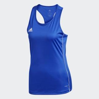 CORE18 TANK W Bold Blue / White CV3972