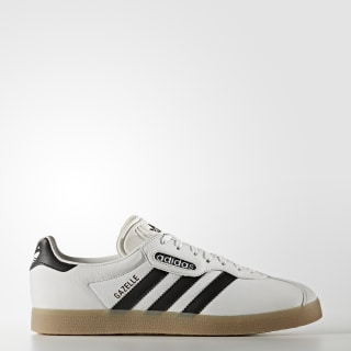 Tenis GAZELLE SUPER VINTAGE WHITE/CORE BLACK/GUM BB5243
